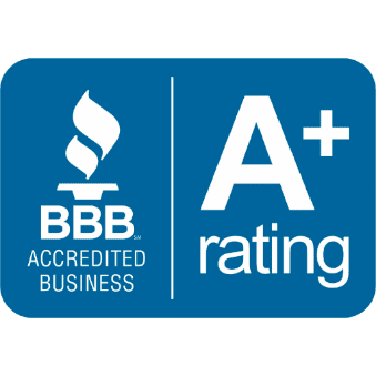 BBB A Plus Certification