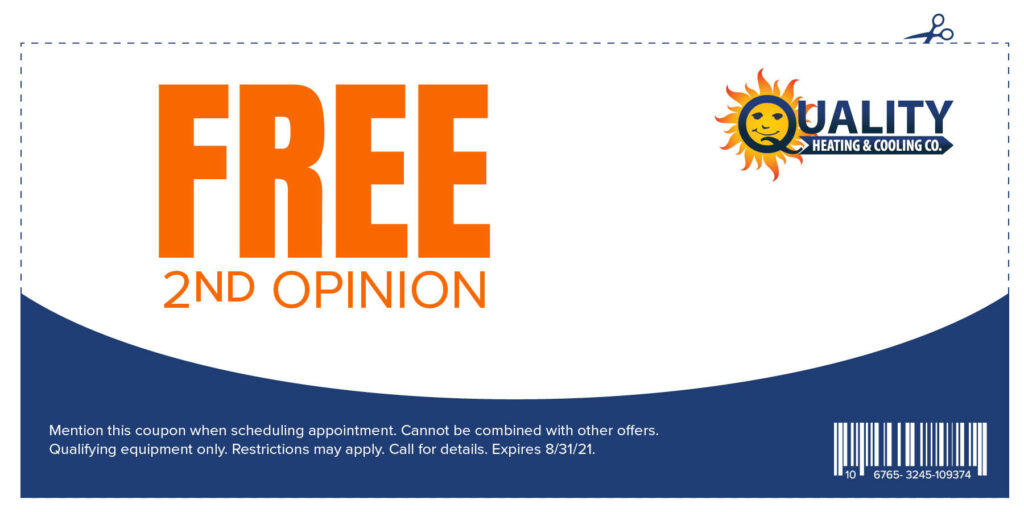 Free 2nd Opinion Special