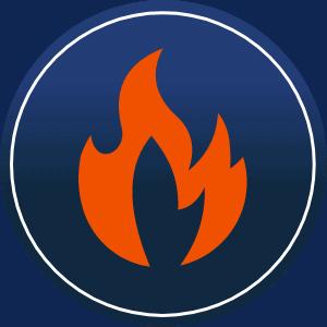 Heating Icon.