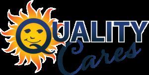 Quality Cares logo.