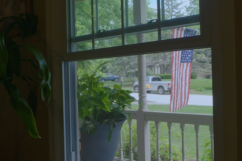 Keep your home cool by opening your windows in your home